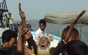 Μπαγκλαντές: Δεκάδες νεκροί από την ανατροπή φέριμποτ