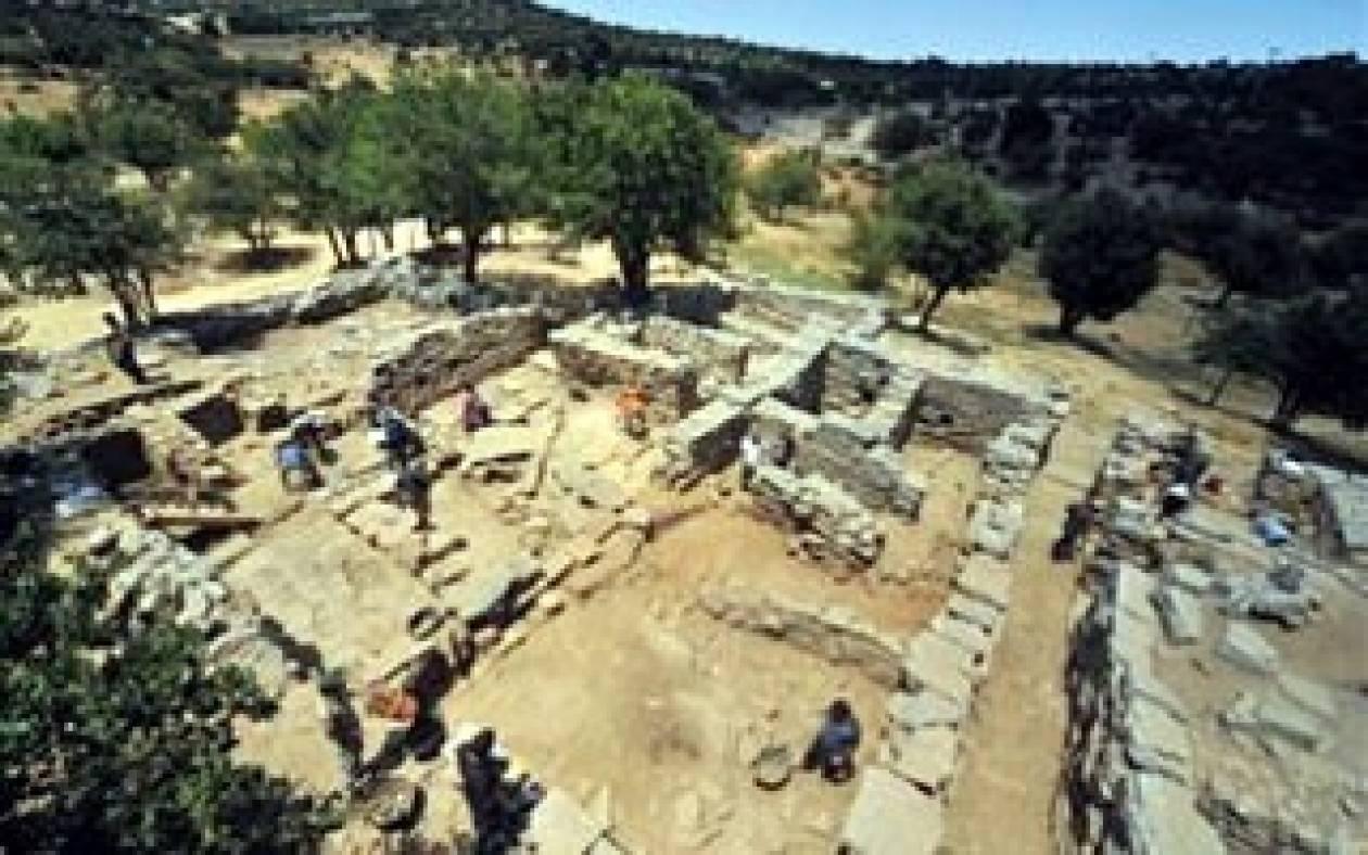 Μεγάλο μινωικό ναυπηγείο εκτιμάται ότι βρέθηκε στην Κρήτη
