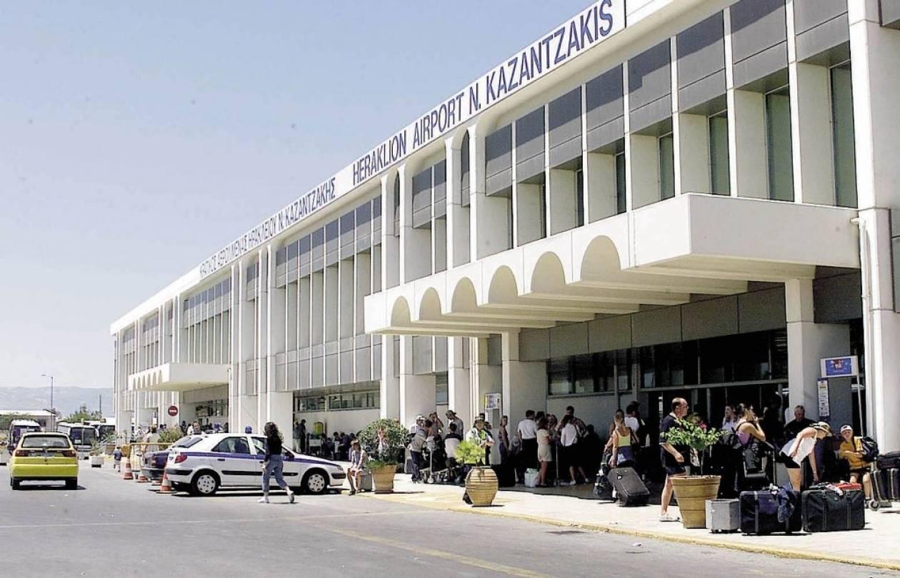 Ηράκλειο: Επέστρεψαν στο «Ελ. Βενιζέλος» 2 πτήσεις λόγω ισχυρών ανέμων