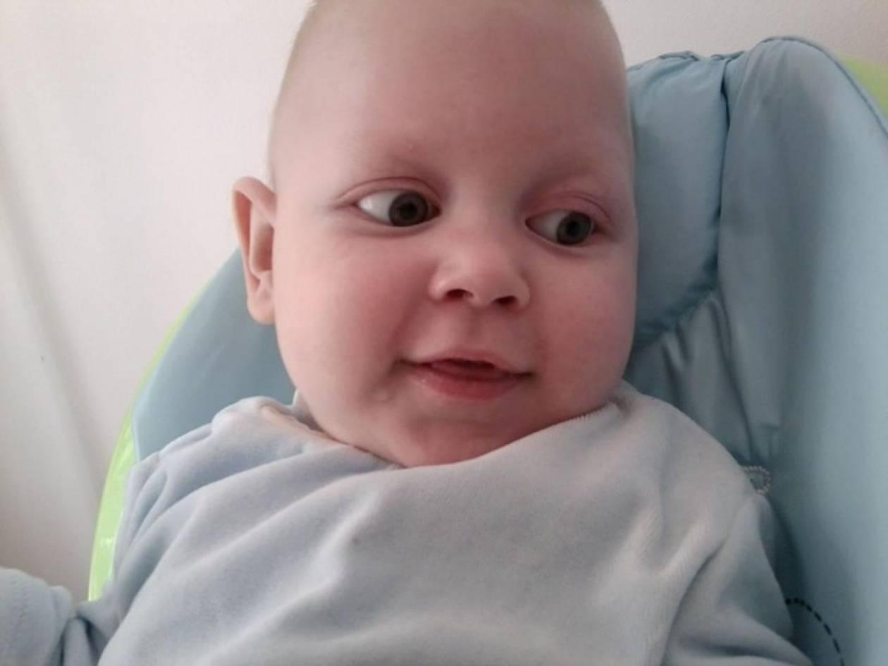 Έκκληση για βοήθεια: Ο μικρός Παναγιώτης χρειάζεται γάλα
