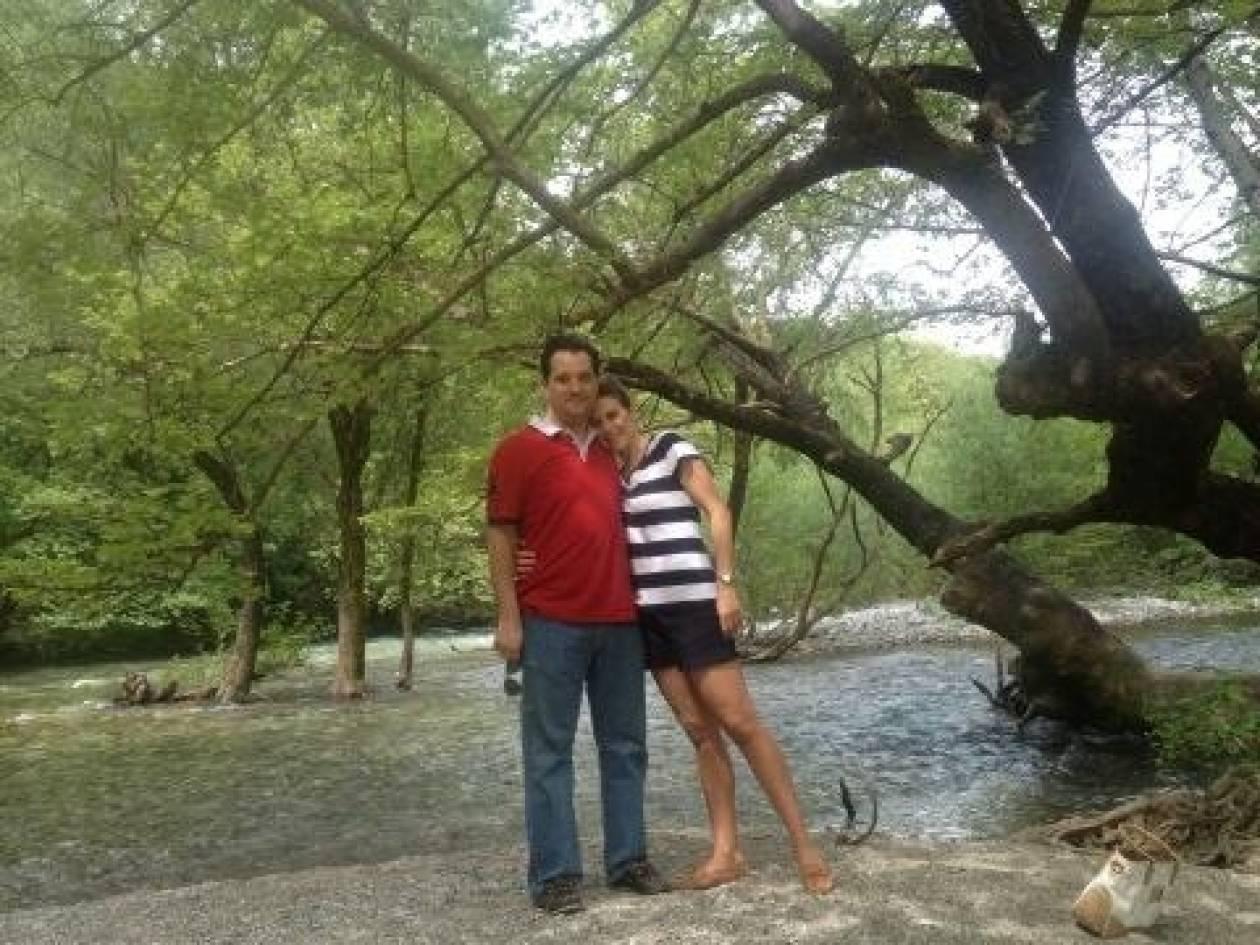 Ρομαντικό Πάσχα για Μανωλίδου – Γεωργιάδη (photo)