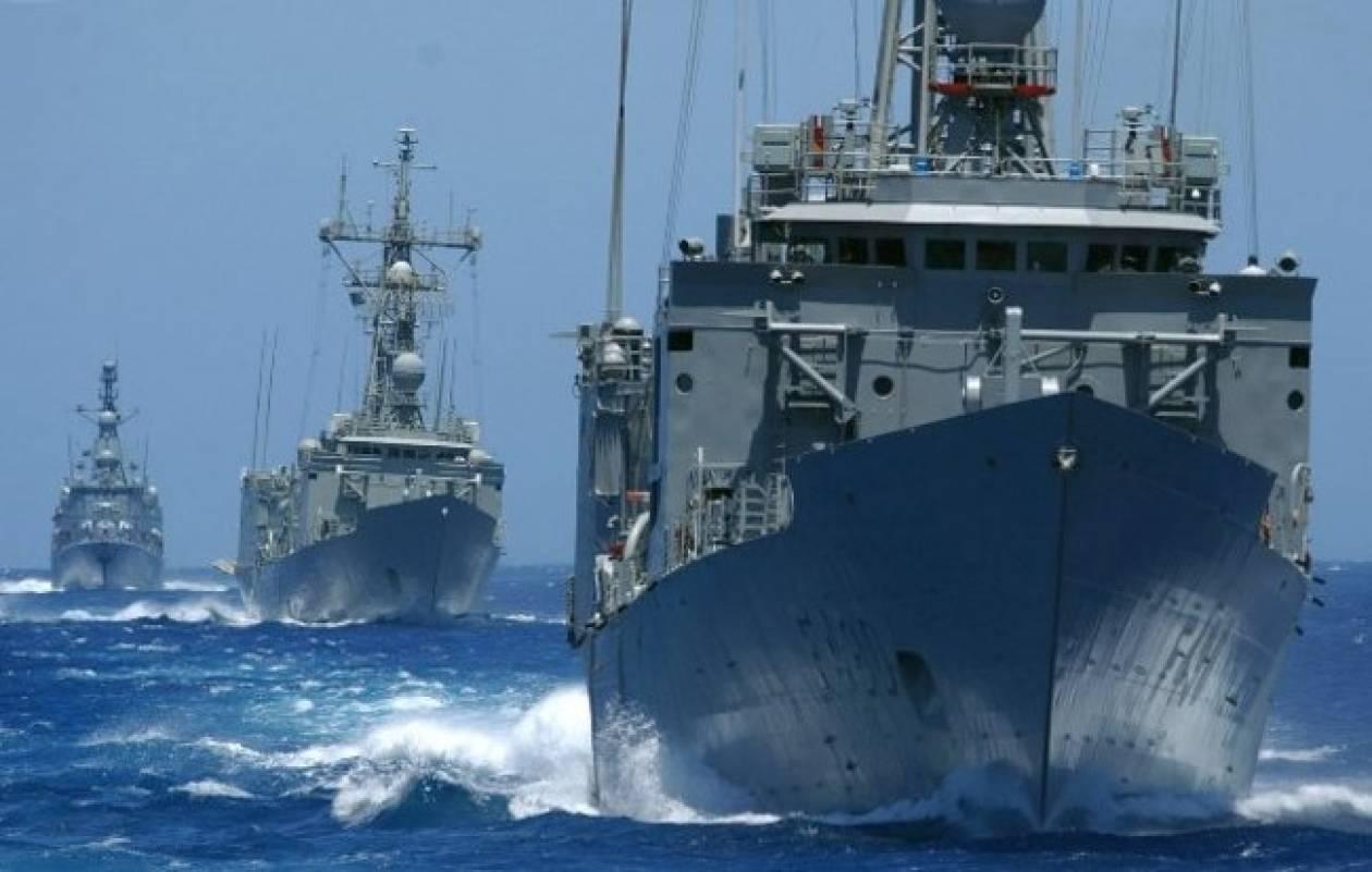 Με πολεμικά πλοία «θωρακίζει» την ΑΟΖ η Κύπρος
