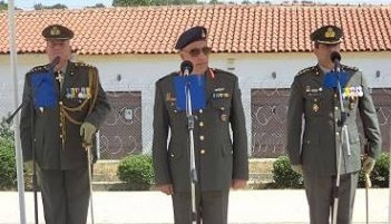 Αλλαγή Διοίκησης Πυροβολικού στην 50η Μηχανοκίνητη Ταξιαρχία