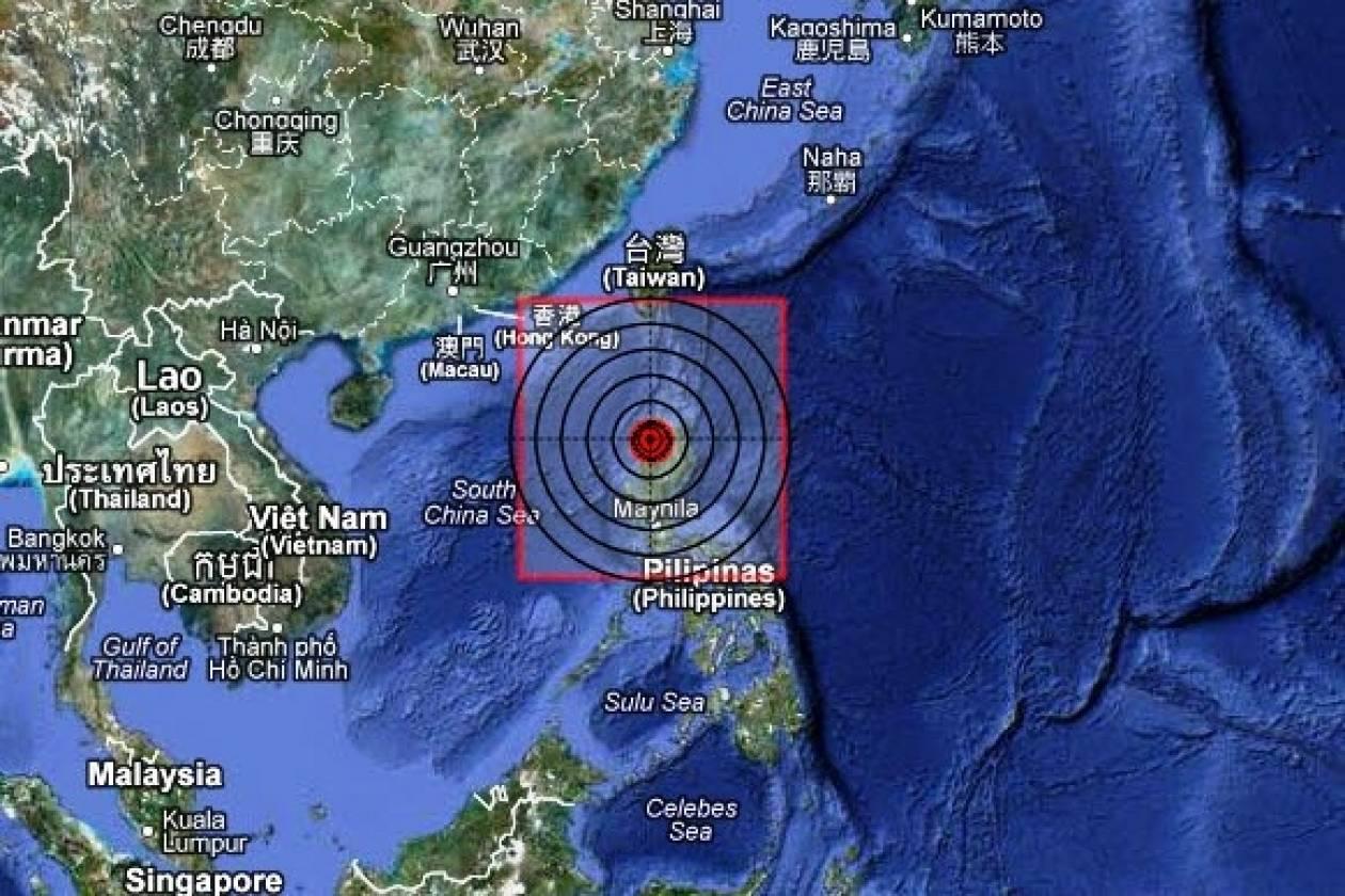 Σεισμός 5,4 Ρίχτερ στις Φιλιππίνες