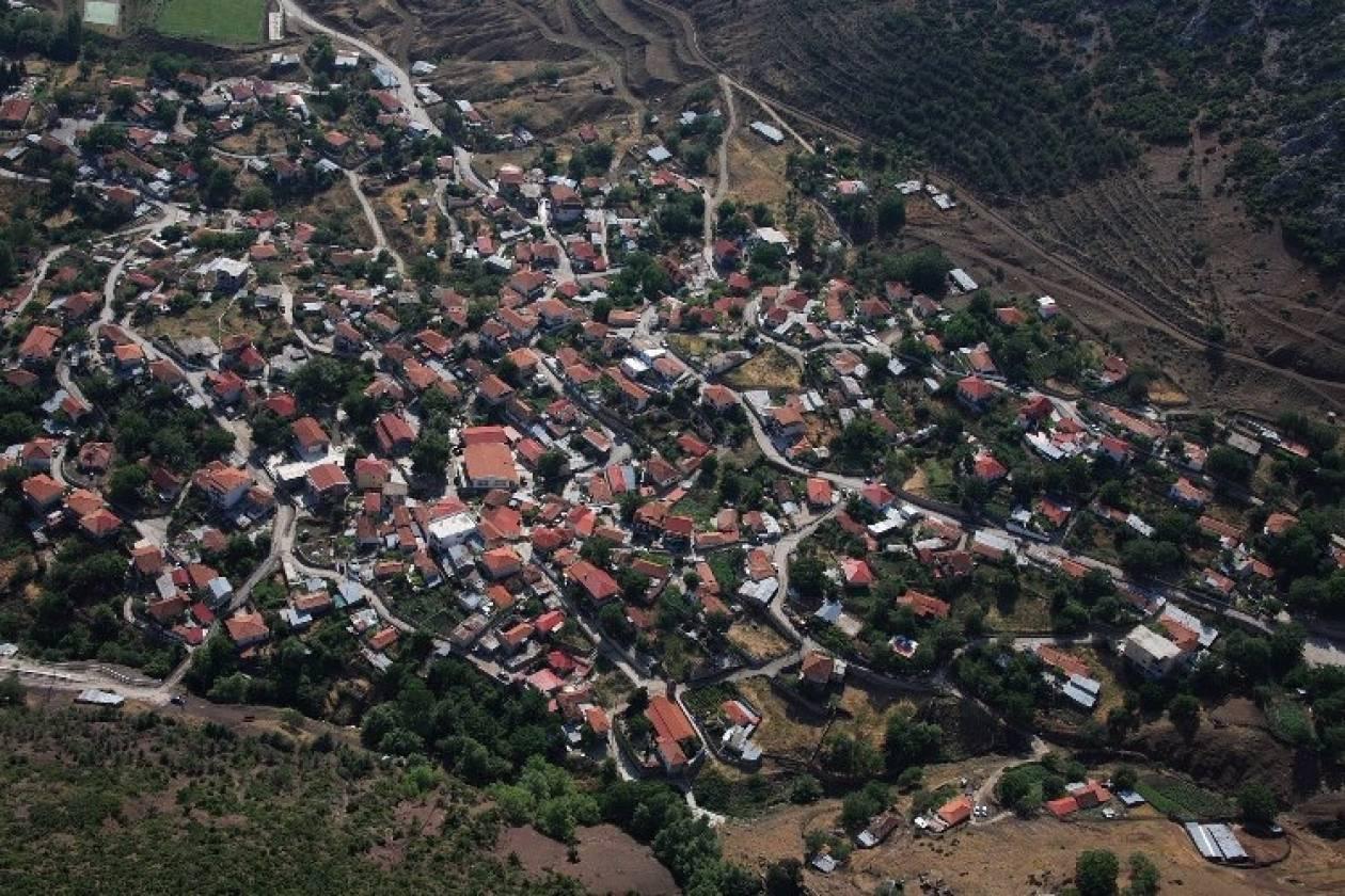 Ανάβρα: Το μοναδικό χωριό στην Ελλάδα με μηδέν ανεργία (pics)