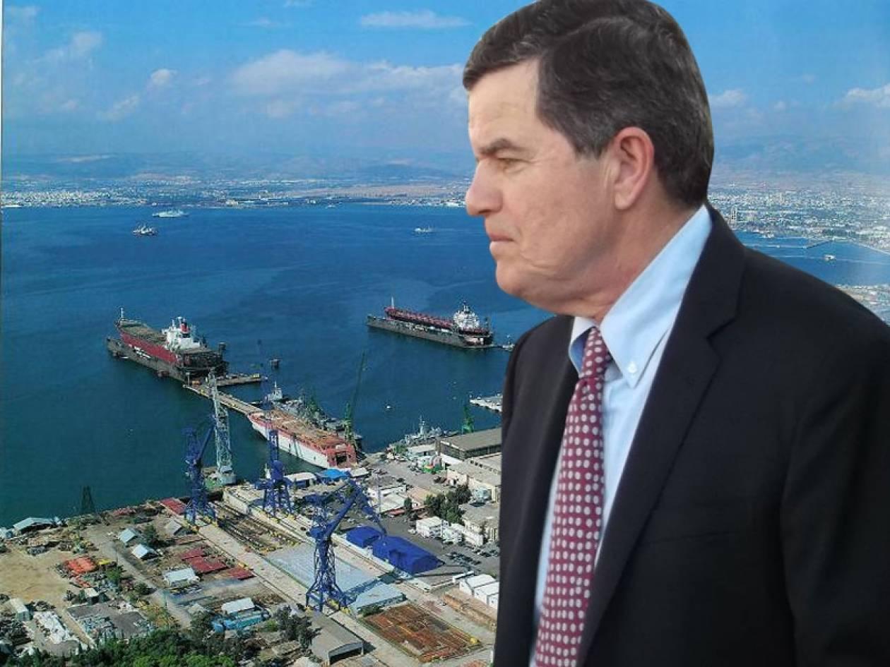 Θανάσης Μαρτίνος: Πλοία, αντίκες και …έδρανο στη Βουλή