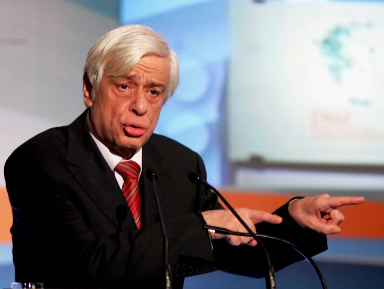 O Π. Παυλόπουλος στον Κ. Χαρδαβέλλα για τις προσλήψεις μετά το 2004