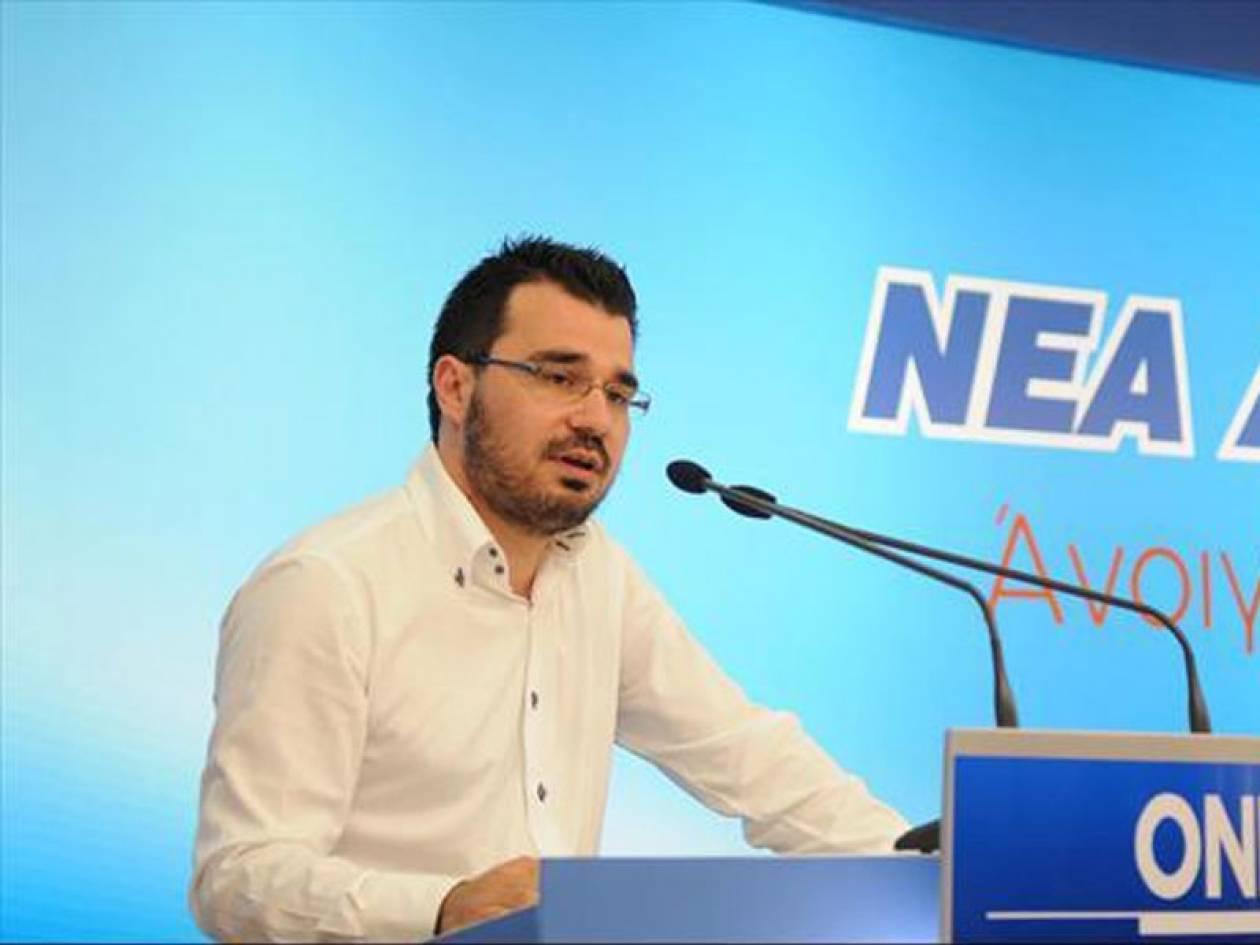 Ανδρέας Παπαμιμίκος: Αυτός είναι ο νέος Γραμματέας της ΝΔ