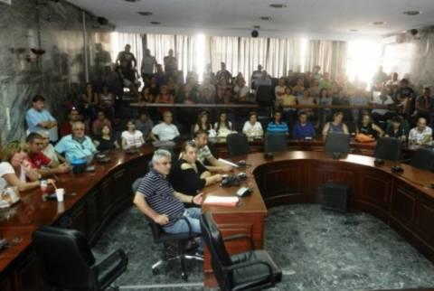105 συμβασιούχοι πιάνουν δουλειά στο δήμο Λάρισας