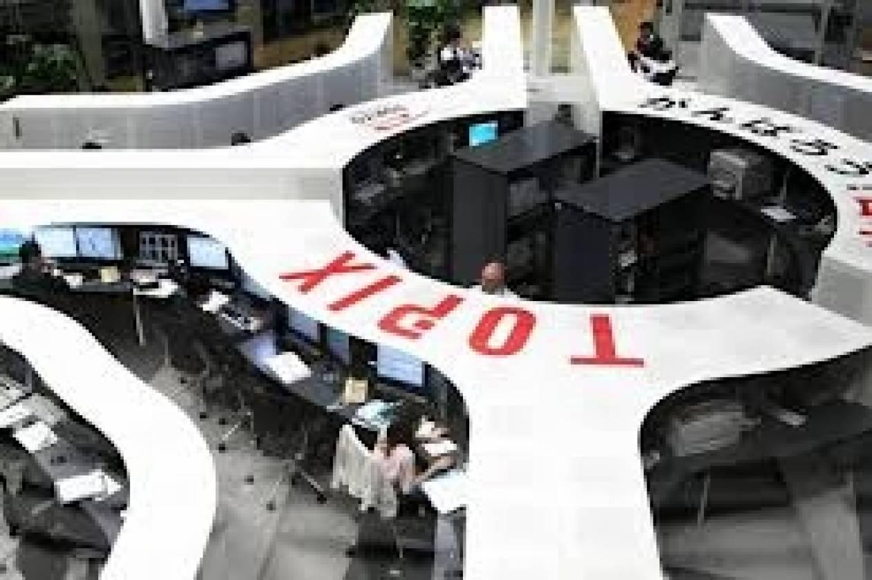 Ιαπωνία-Χρηματιστήριο: Κλείσιμο με πτώση 1,14%