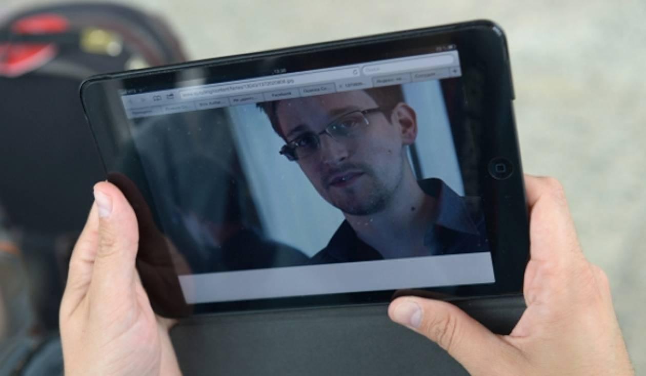 Οι ΗΠΑ ζητούν την επιστροφή του Σνόουντεν