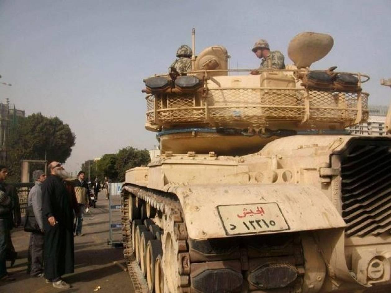 «Ο αιγυπτιακός στρατός κήρυξε τον πόλεμο κατά της τρομοκρατίας»