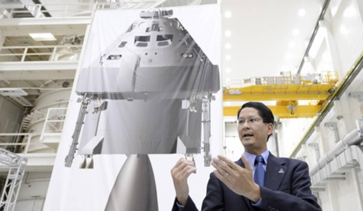 Η NASA δοκίμασε τα αλεξίπτωτα για το σκάφος «Orion»