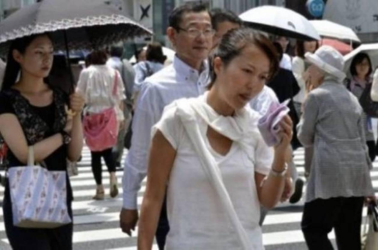 Ιαπωνία: Πάνω από 60 νεκροί λόγω καύσωνα