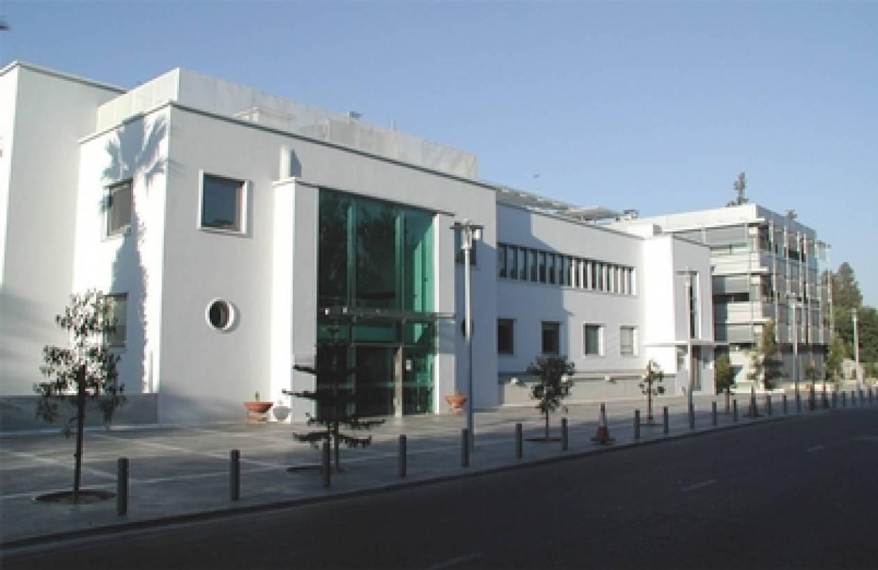 Φάρσα και το νέο τηλεφώνημα για βόμβα στη Κυπριακή Βουλή