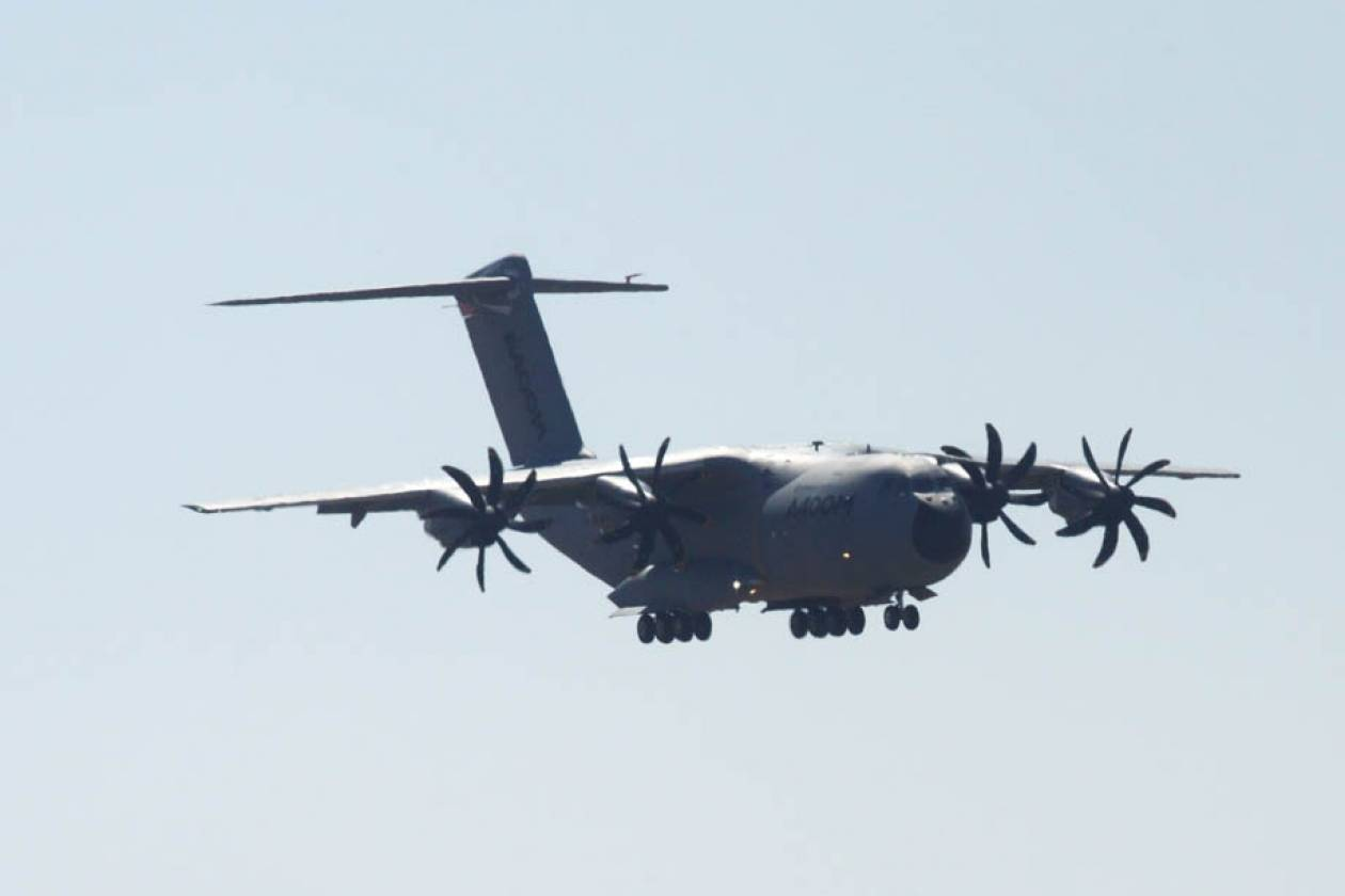 Στην τουρκική αεροπορία θα προστεθούν 10 νέα αεροσκάφη Α400Μ