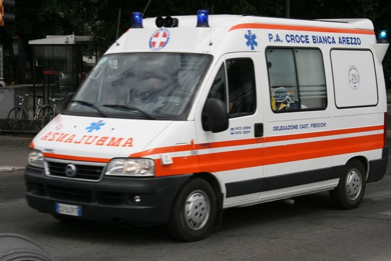 Ιταλία: Ένας νεκρός από έκρηξη σε εργοστάσιο πυροτεχνημάτων