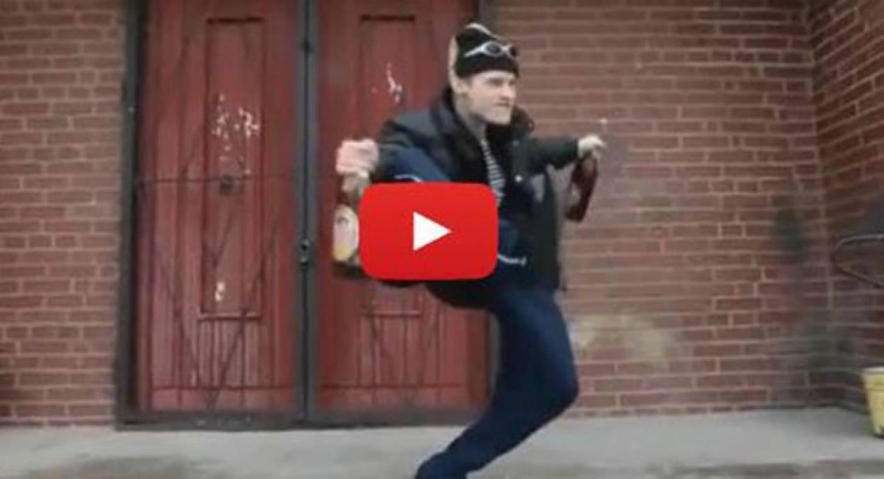Βίντεο: Θα δακρύσετε από τα γέλια - Μόνο στη Ρωσία αυτά!