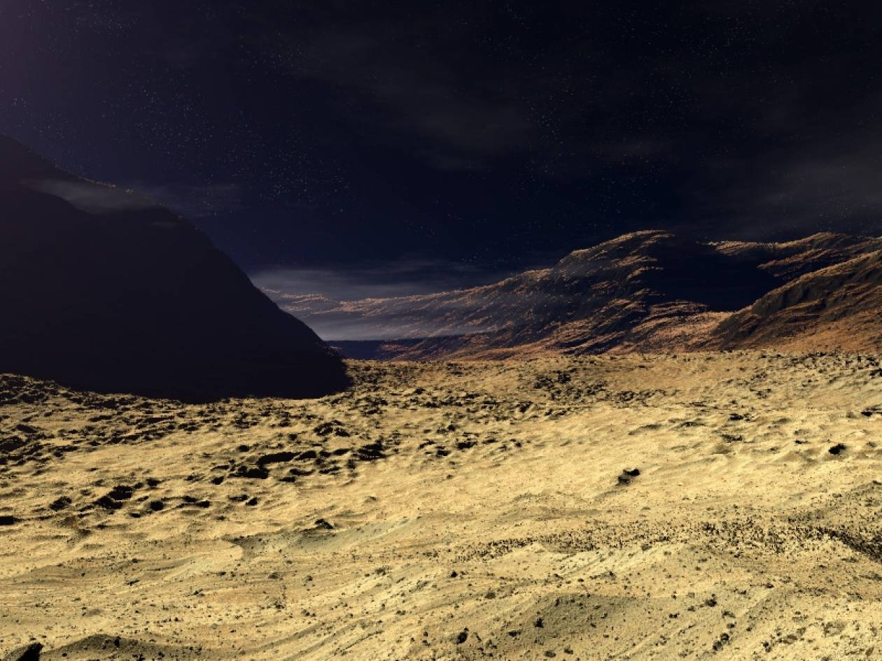 Επιστήμονες ανακάλυψαν χιόνι στον Άρη!