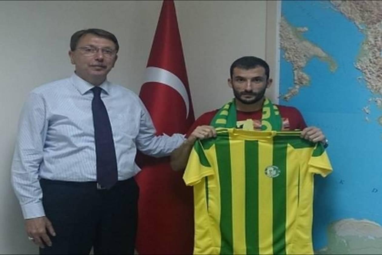 Ποιός Έλληνας ποδοσφαιριστής θα παίξει στην Τουρκία