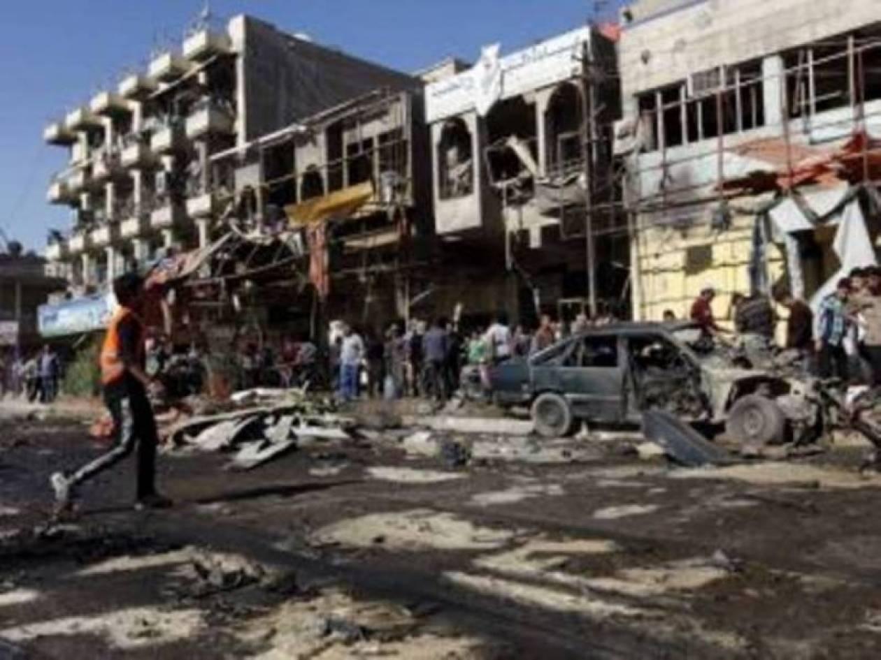 Βομβιστικές επιθέσεις με 17 νεκρούς στη Βαγδάτη
