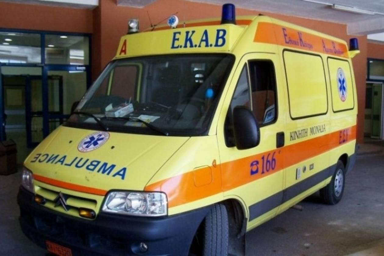 Τροχαίο με τραυματία στην Ηγουμενίτσα