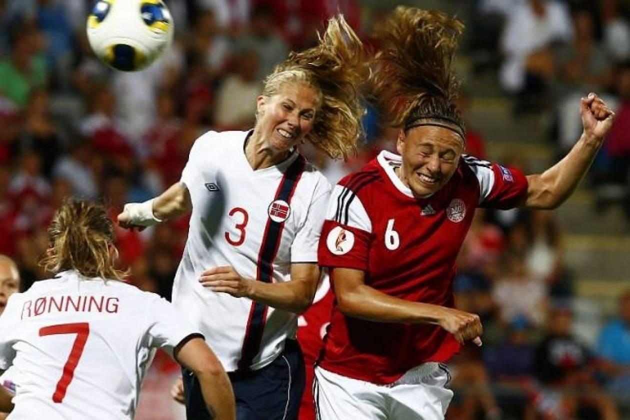 Εσπασαν καρδιές στον ημιτελικό του Euro γυναικών (Videos)