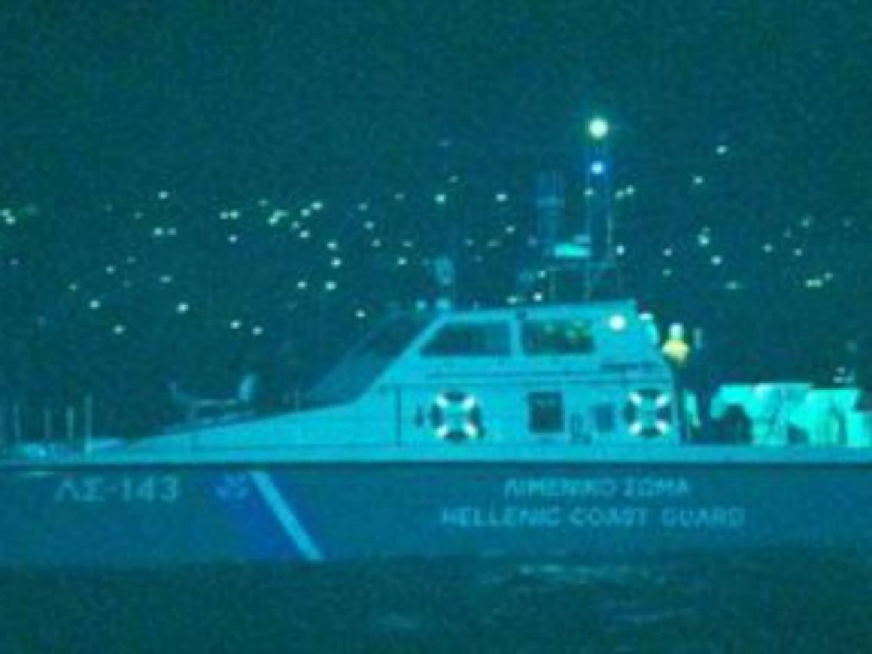 Τρόμος για παρέα στο Ρέθυμνο - Έμεινε ακυβέρνητο το σκάφος τους