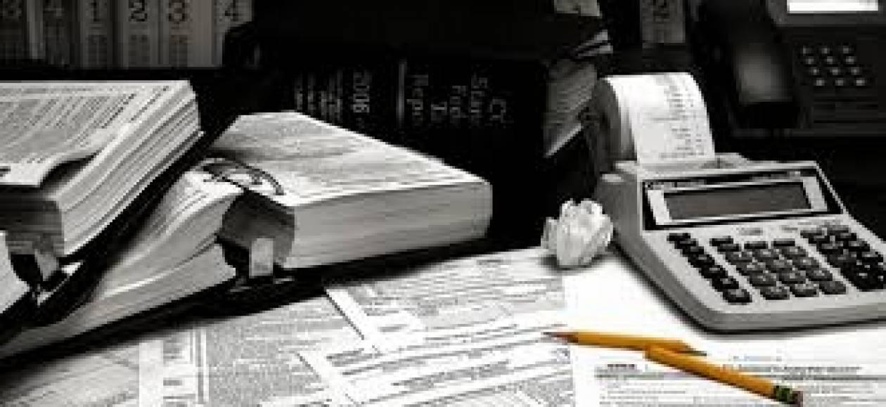 Μέχρι τη Δευτέρα οι φορολογικές δηλώσεις με ΑΦΜ που λήγουν σε 1 και 2