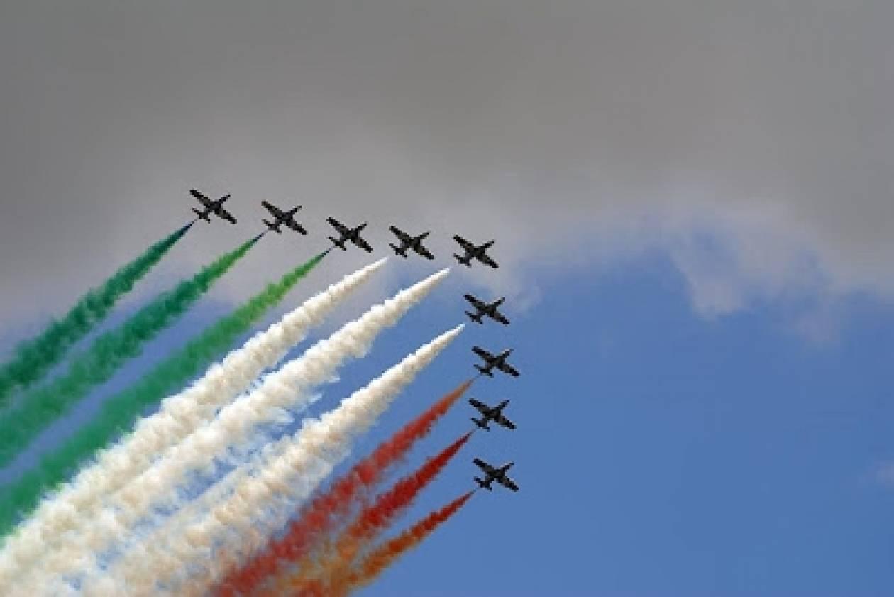 """Η ΠΑ στην Αεροπορική Έκθεση """"Royal International Air Tatto 2013"""""""