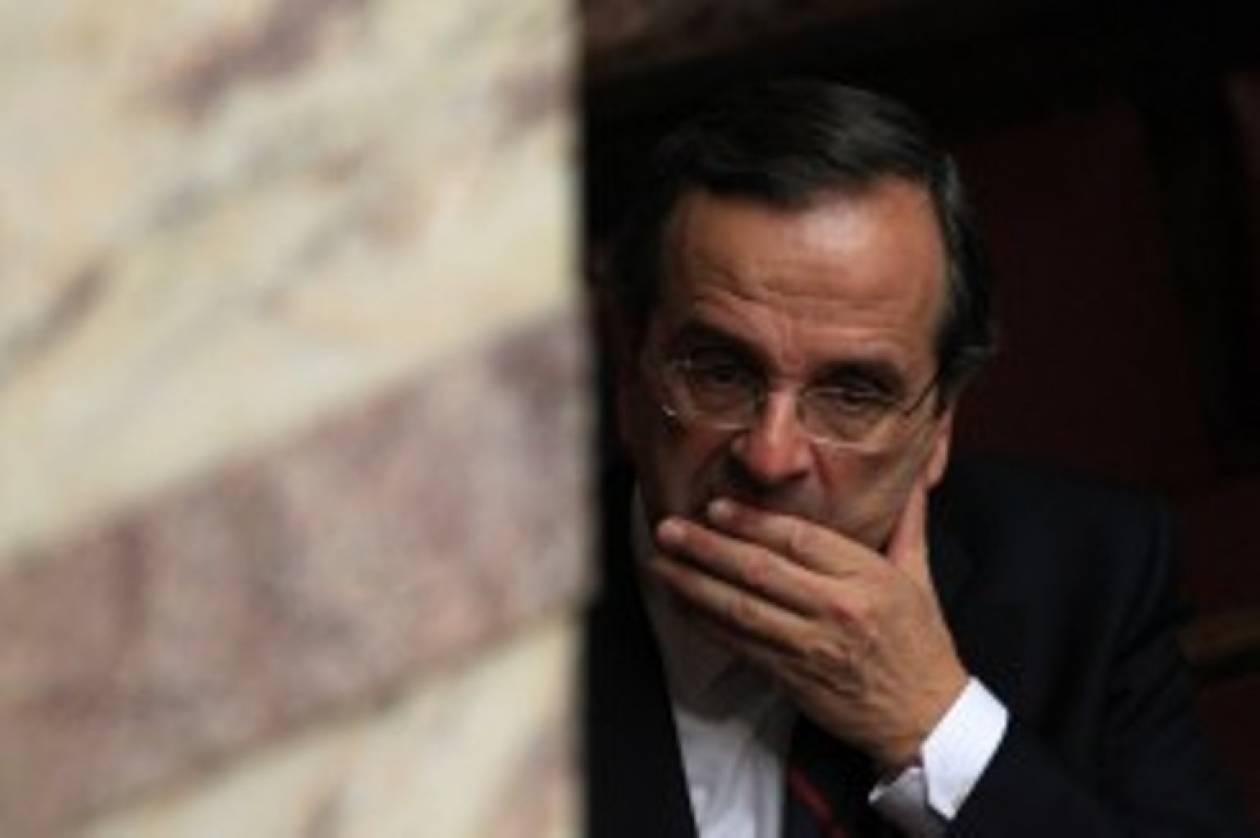 FAZ:«Η κυβέρνηση Σαμαρά δεν κατόρθωσε να αφυπνίσει την ανάπτυξη»