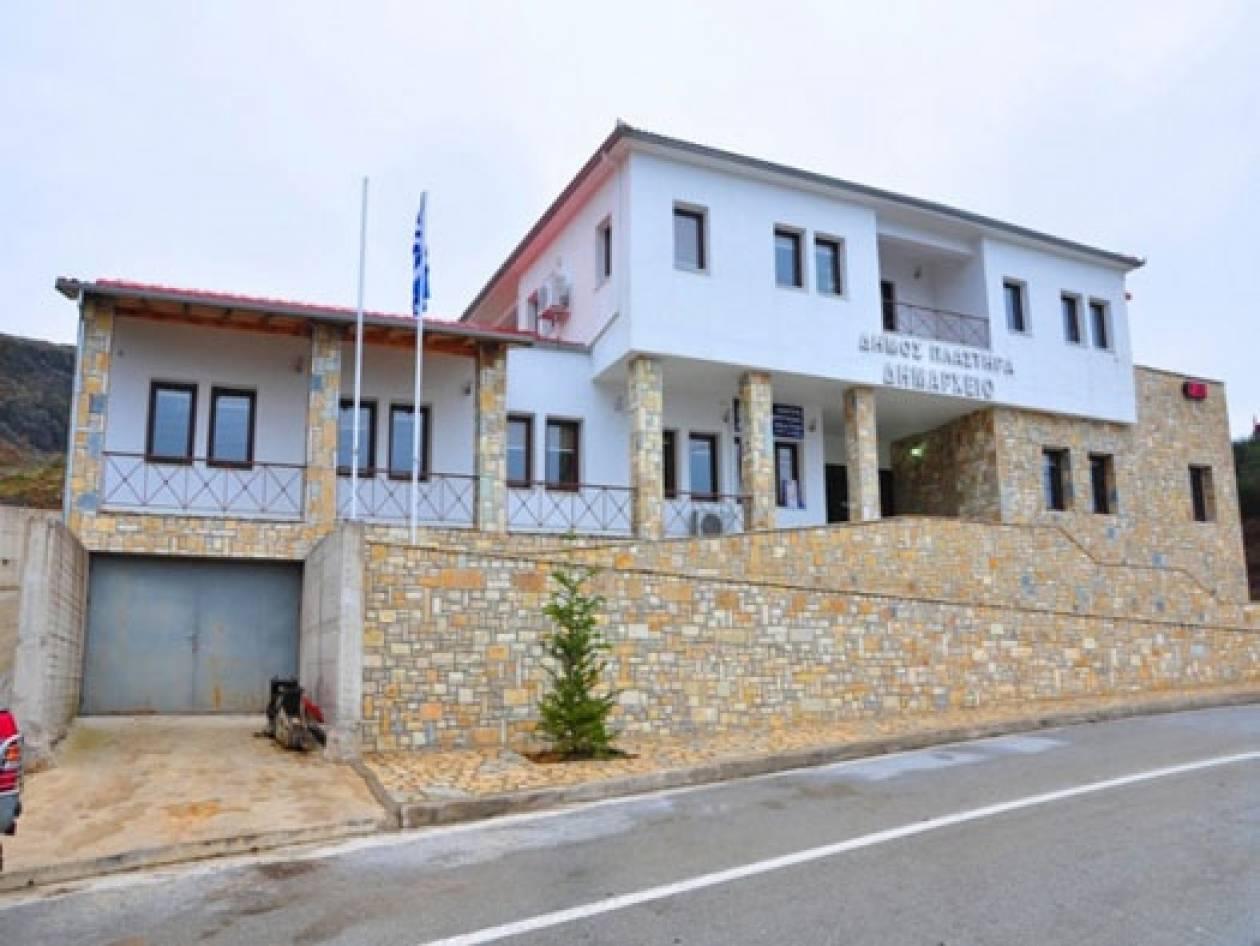 Δήμος Λίμνης Πλαστήρα: 650.000 ευρώ για έργα οδοποιϊας