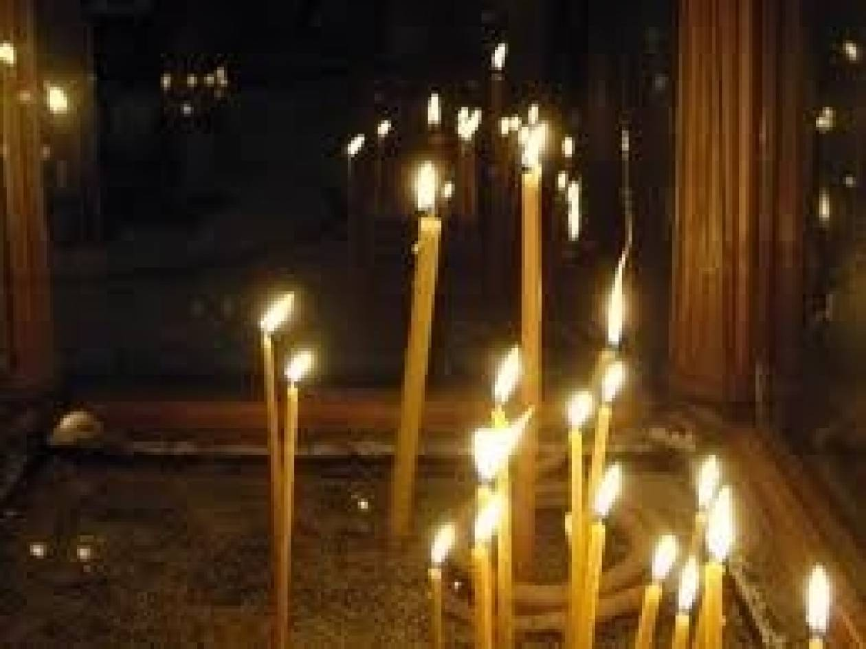 Φωτιά σε εκκλησία στα Χανιά