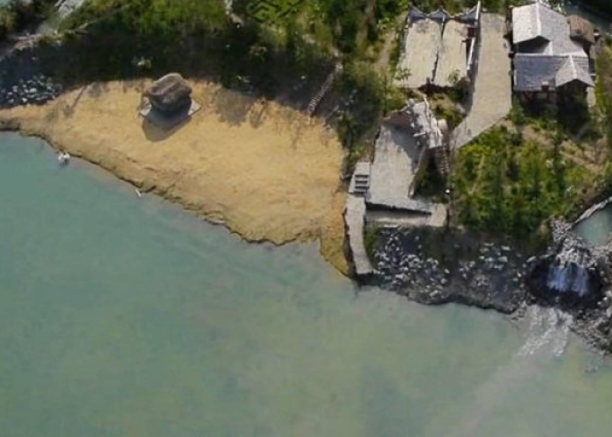 Απίστευτο: Ένα… πειρατικό νησί έξω από το Λονδίνο! (pics)