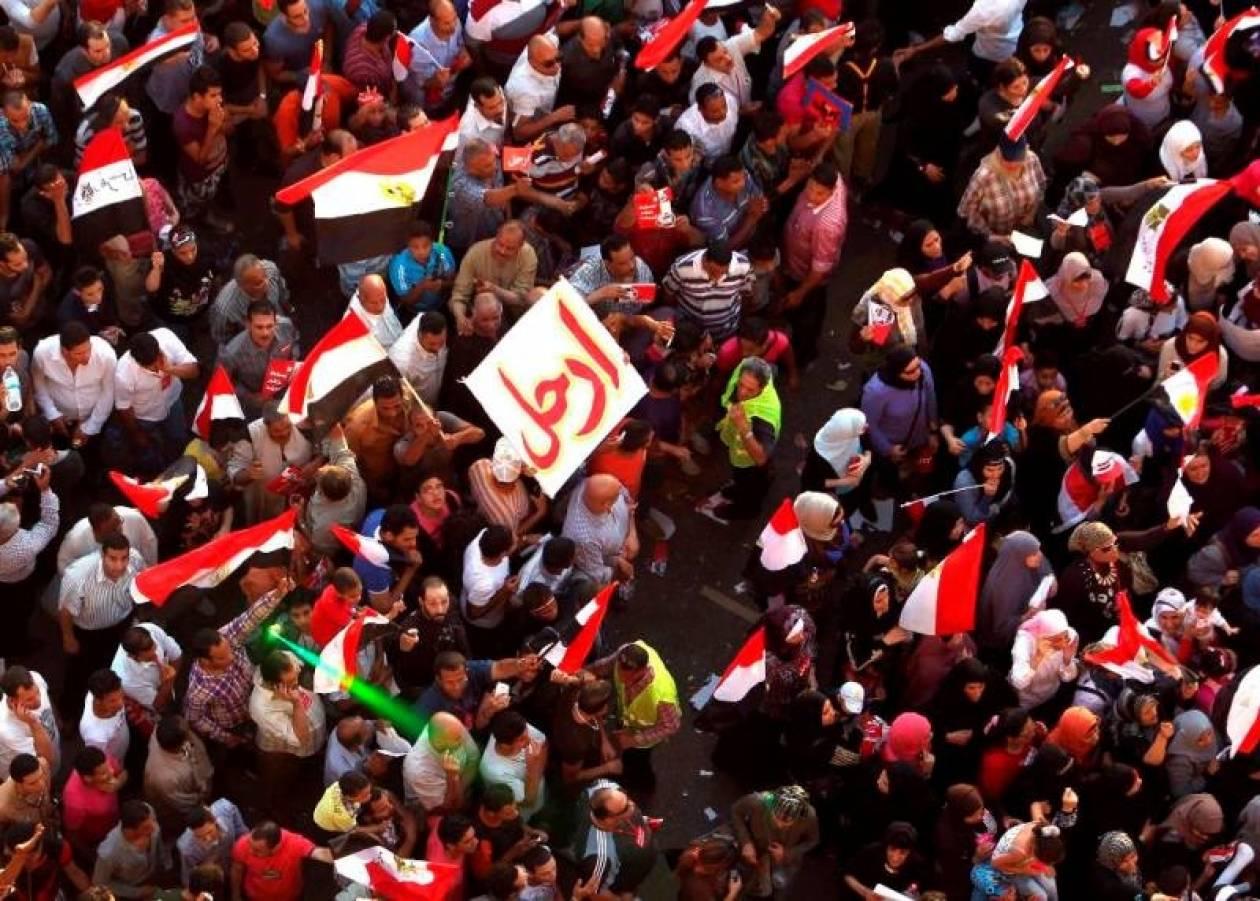Νεκροί δύο διαδηλωτές στην Αλεξάνδρεια