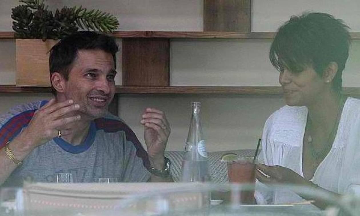 Χάλι Μπέρι-Ολιβιέ Μαρτίνεζ: Επίσημο γεύμα μετά τον γάμο τους!