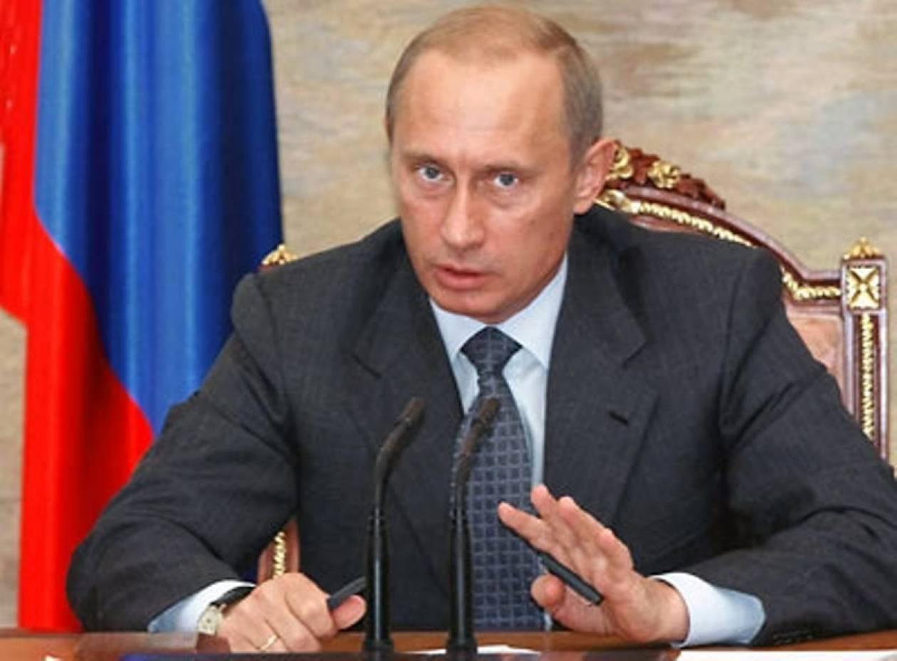 Πούτιν: Δεν θα επηρεάσει τη σχέση μας με ΗΠΑ η υπόθεση Σνόουντεν