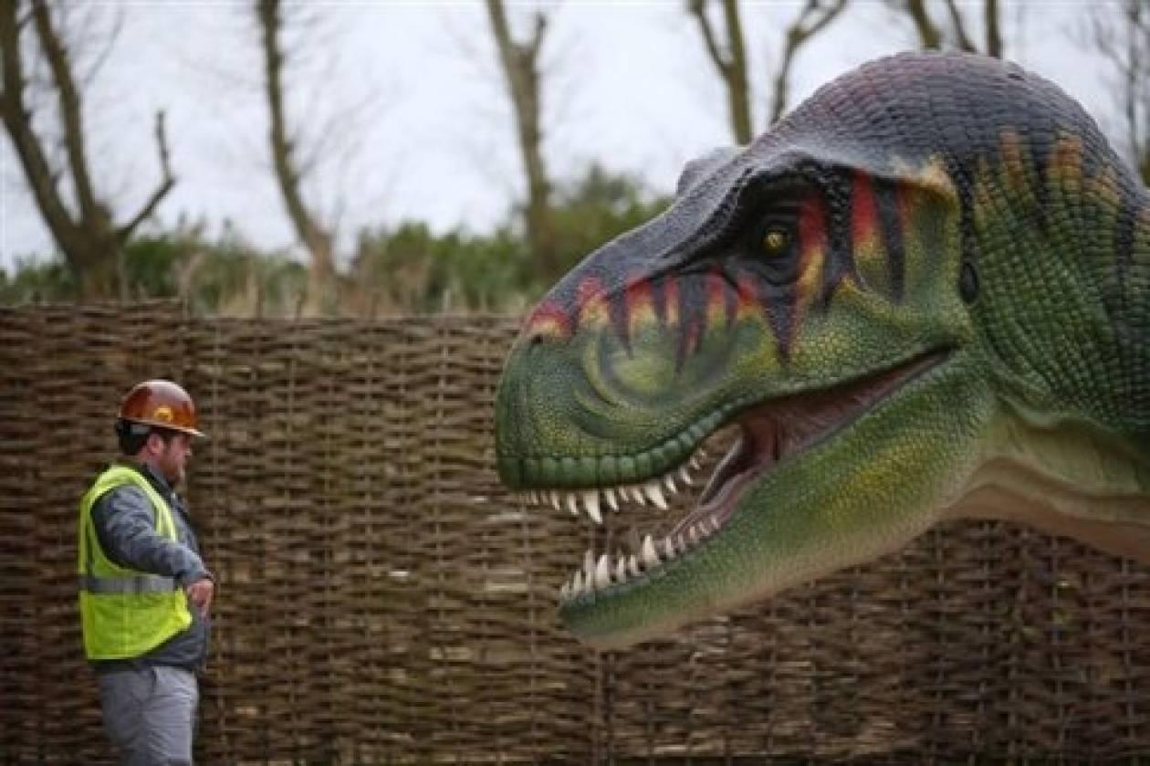 Ετοιμάζεται στην Αυστραλία το μεγαλύτερο πάρκο δεινοσαύρων