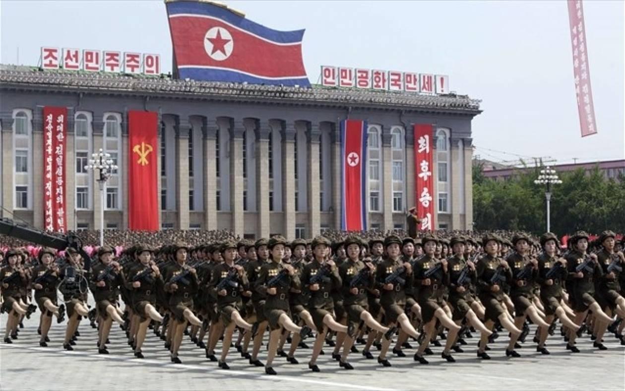 Β. Κορέα: Εορτασμός της 60ης επετείου εκεχειρίας