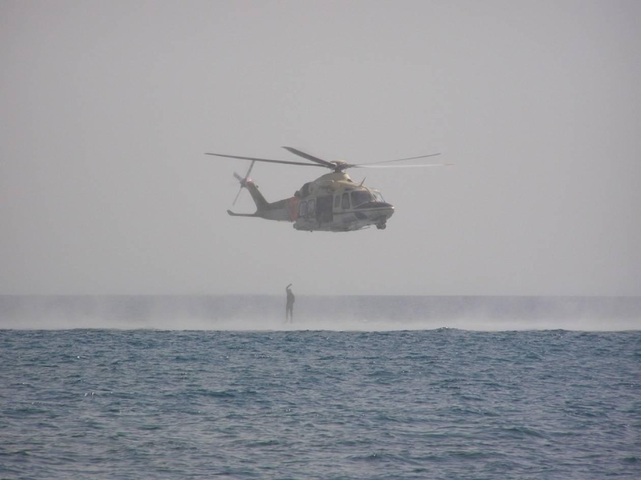 Κύπρος: Επιχείρηση διάσωσης με αεροδιακομιδή