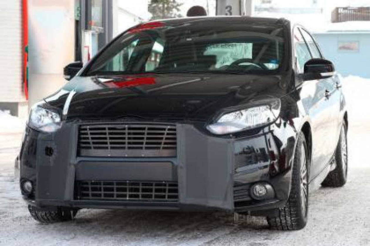 FORD FOCUS: Ανανέωση με 1.500 κυβικά