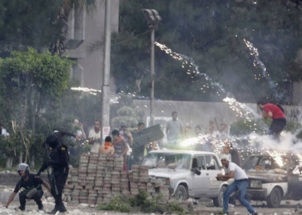 Αίγυπτος: Καταδικάζει τα αιματηρά επεισόδια η Άγκυρα
