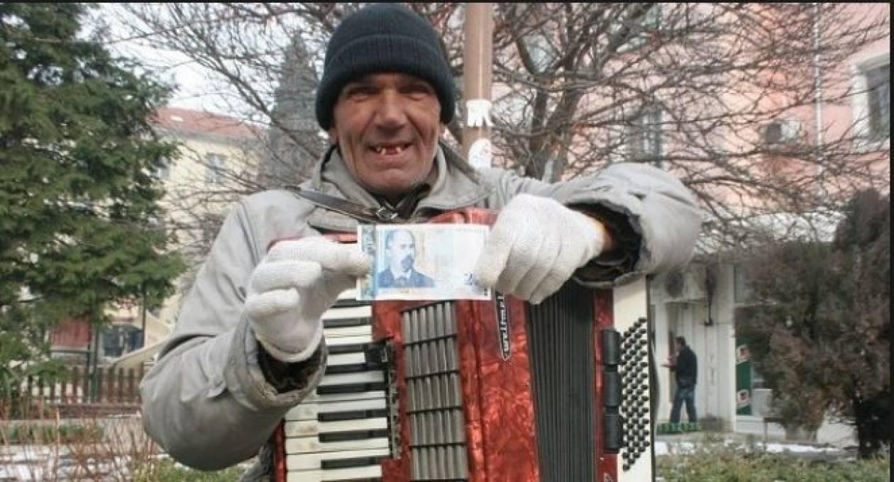 Πάνω από ένα εκατ. Βούλγαροι ζουν με 214 λέβα-110 €