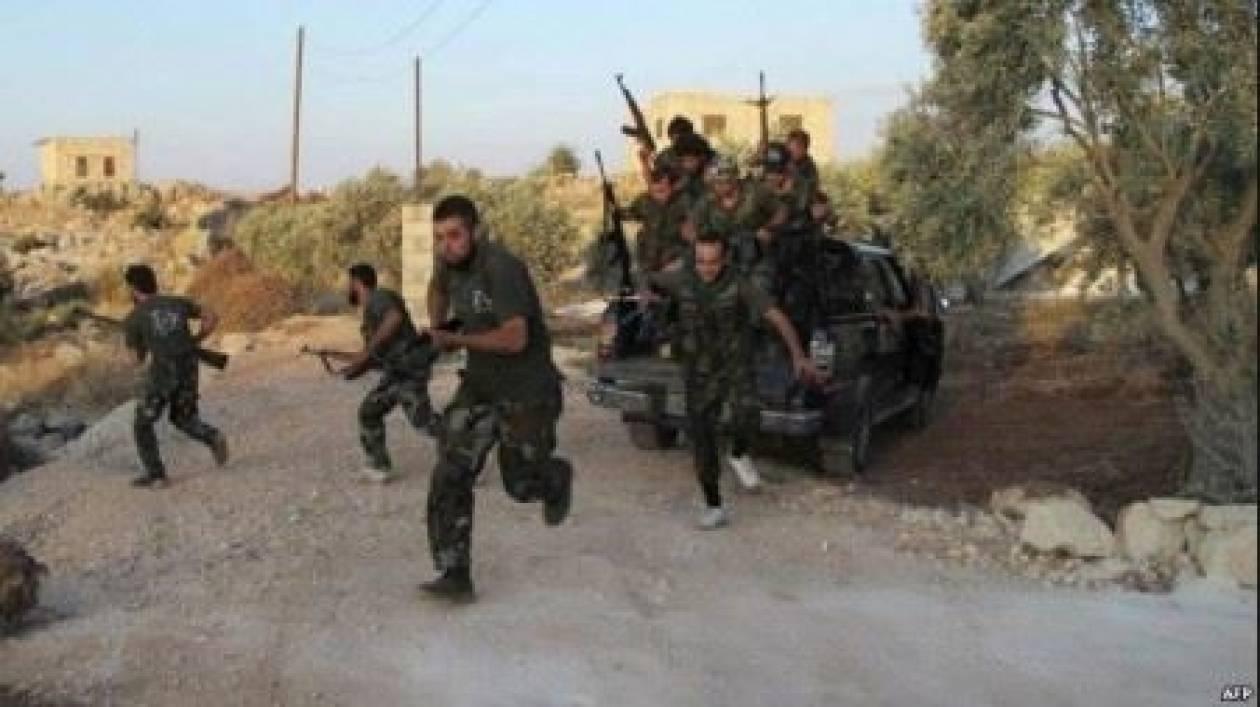 Συρία: Από την Τυνησία είναι το 40 % των ισλαμιστών ανταρτών