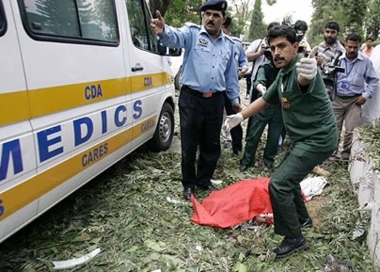 Πακιστάν: Δεκάδες νεκροί από επίθεση αυτοκτονίας