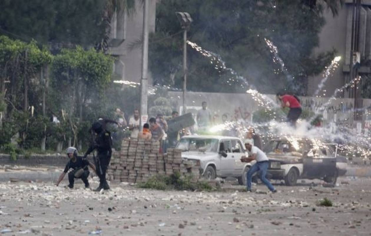 Στο χάος η Αίγυπτος μετά τη βίαιη καταστολή