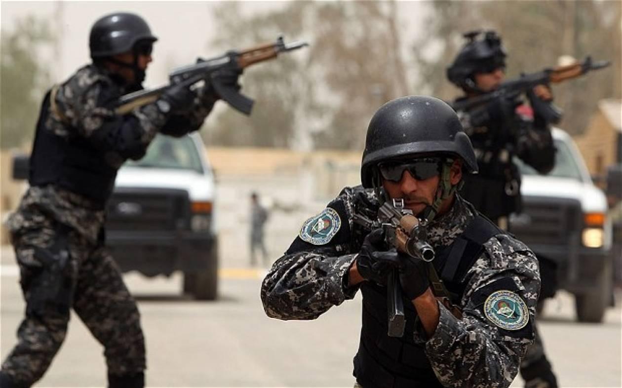 Ιράκ: Οκτώ αστυνομικοί νεκροί από επίθεση αυτοκτονίας