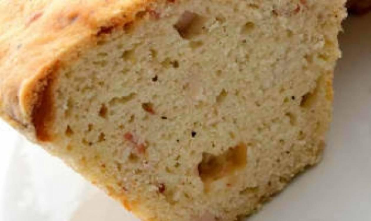 Συνταγή για ψωμάκια λαχταριστά με φέτα!