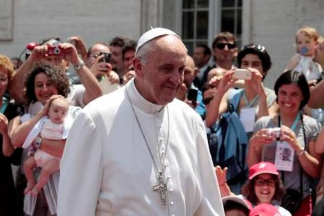 Ο Πάπας, ο Ιησούς και το... Μουντιάλ!