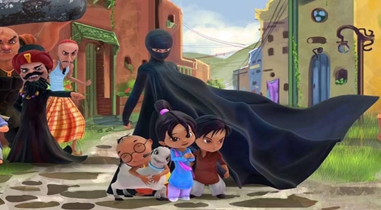 Burka Avenger: Αυτό είναι το νέο καρτούν (βίντεο)!